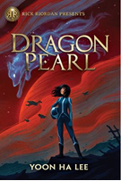 Cover image for Dragon Pearl by Yoon Ha Lee
