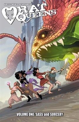 Rat Queens Vol. 1: Sass And Sorcery