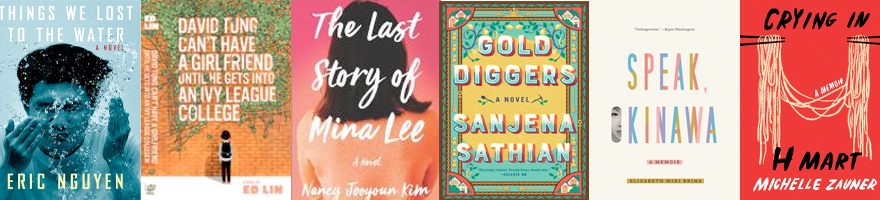 book covers for asian american and pacific islander heritage month